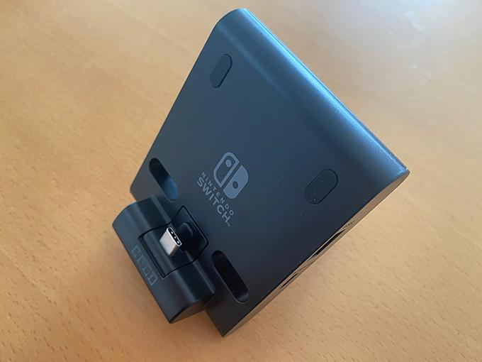 【Nintendo Switch】キーボード&マウスが接続できるUSBハブを購入