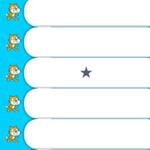 【Scratch】セリフをアニメーション2