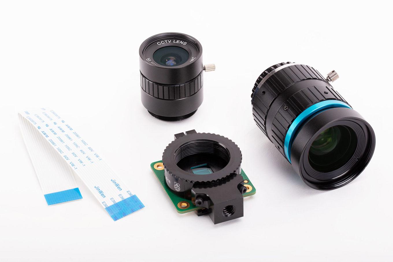 【Raspberry Pi】新しいカメラと公式ガイドブックが公開