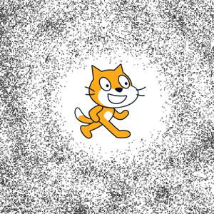 【Scratch】点描